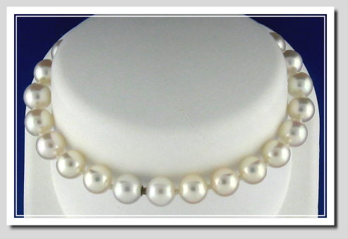AA Grade 6.5-7MM Akoya Cultured Pearl Bracelet w/14K Mystery Clasp 7 Inches