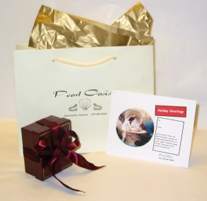 Deluxe Pearl Jewelry Packaging