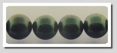 AA Grade 7-7.5MM Black Chinese Akoya Cultured Pearls
