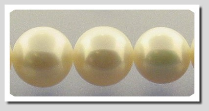 AA+ Grade 9-10MM White Round Chinese Freshwater Cultured Pearls
