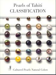 Tahitian Pearls Grading Chart